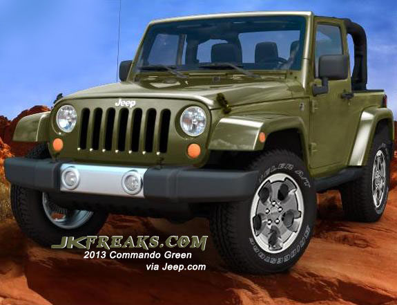 2013 commando green who s sold archive jkfreaks 2007 2017